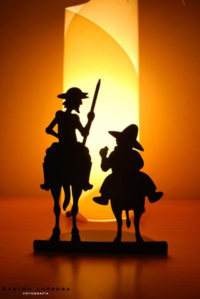 Don Quijote de la Mancha  Photo by Gastón Larrosa  http://www.flickr.com/photos/gaslarrosa/  http://ghlarrosaamasf.blogspot.com.ar/