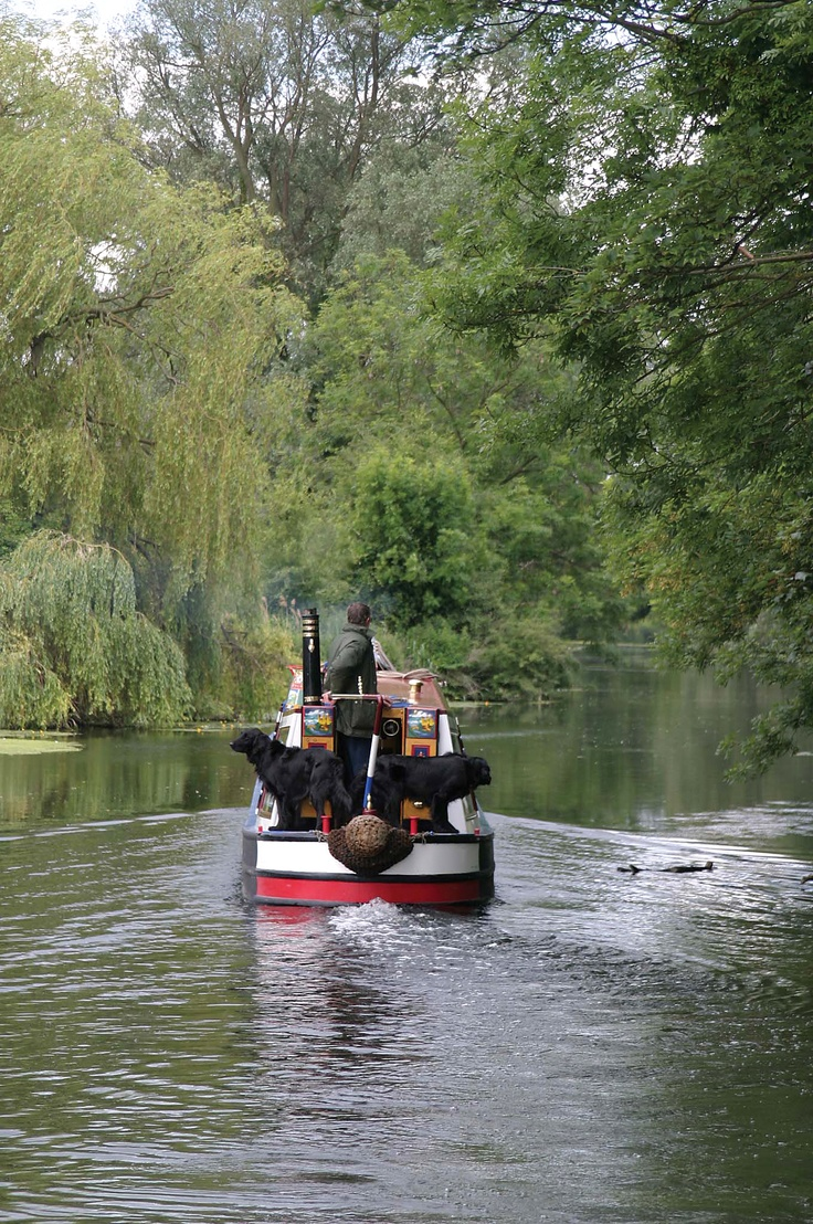 St Neots Canal Boats