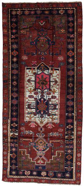 Lori - Bakhtiari Persialainen matto 324x140