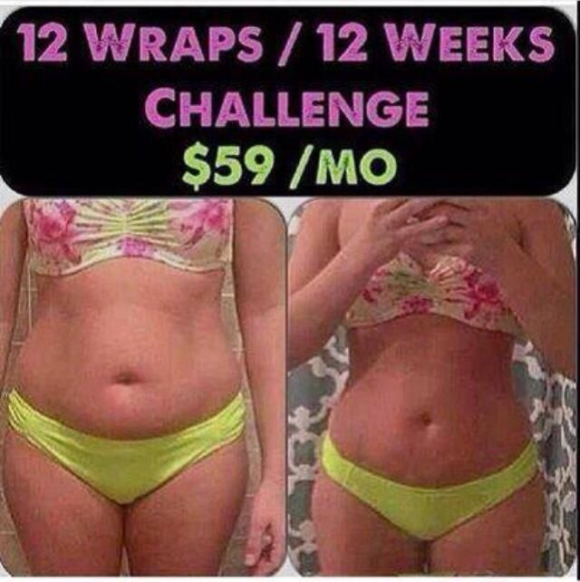 #Itworkswraps It works wraps before and after results.   Tighten, tone and firm any where...  It Works Wraps Before and After get a full treatment for just 59.00 as a loyal customer:  https://amontanez.myitworks.com
