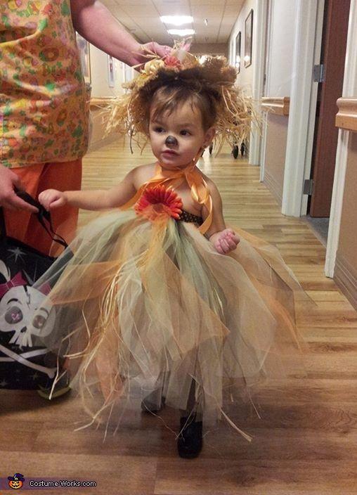 Cutest Scarecrow
