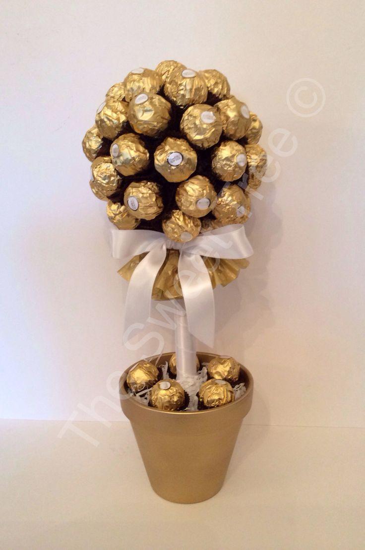 Ferrero Rocher Sweet Tree Chocolate Tree Unique Cakes