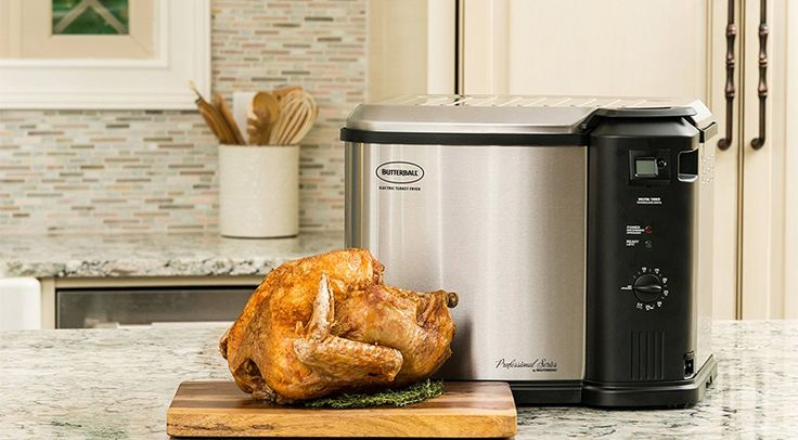 Butterball XL Indoor Electric Turkey Fryer