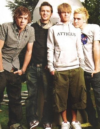 McFly. They're just adorable though