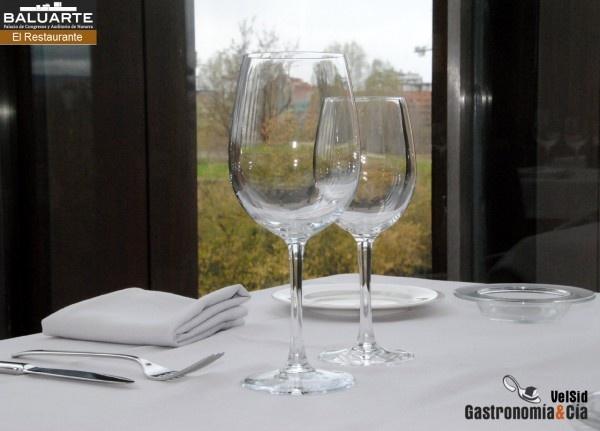 Restaurante Baluarte (Pamplona)