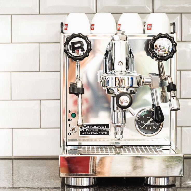 Social Media Hub | Rocket Espresso