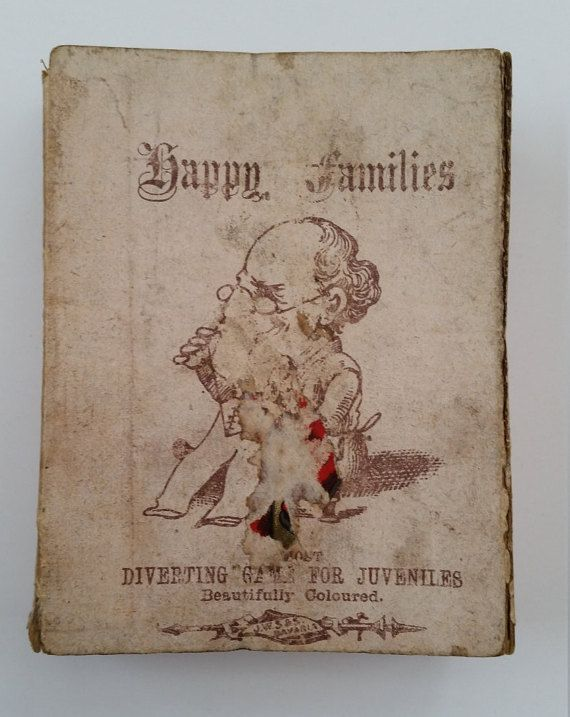Check out this item in my Etsy shop https://www.etsy.com/uk/listing/482536459/rare-antique-happy-families-card-game-by