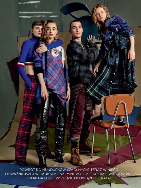 Hair Stylist Kacper Rączkowski, VIVA MODA!, Trends AW17 | Picture That