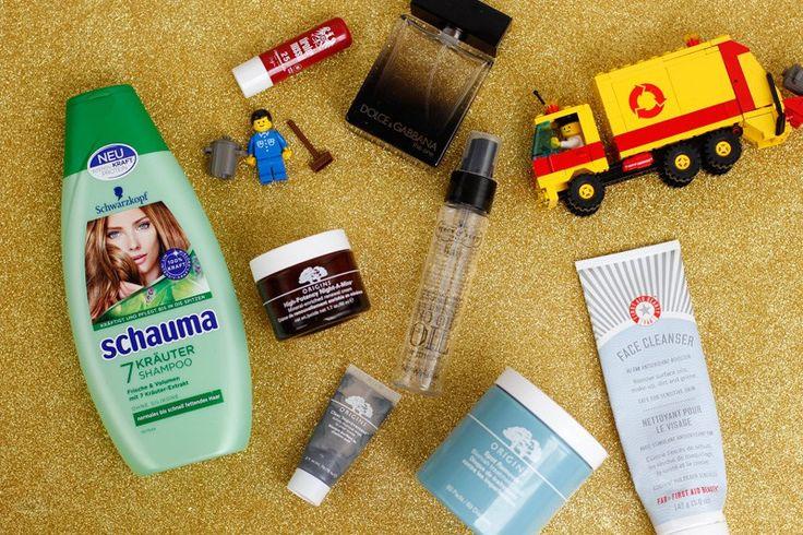 Aufgebraucht Origins, First Aid Beauty, Schauma, ..