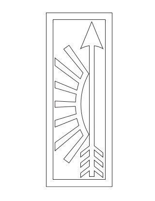 Helaman's warriors arrow of light ceremony