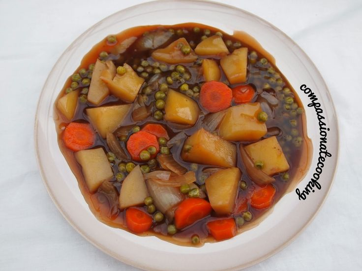 Compassionate Cooking: Vegan Stew