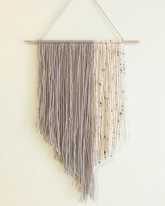 25+ unique Yarn wall art ideas on Pinterest