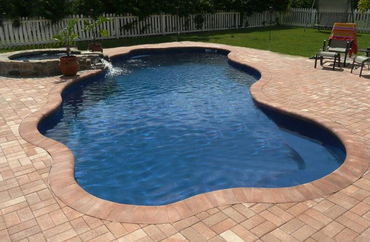 18 Best In Ground Pools Images On Pinterest Above Ground