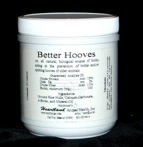 Pot Belly Pig Hoof Care Products