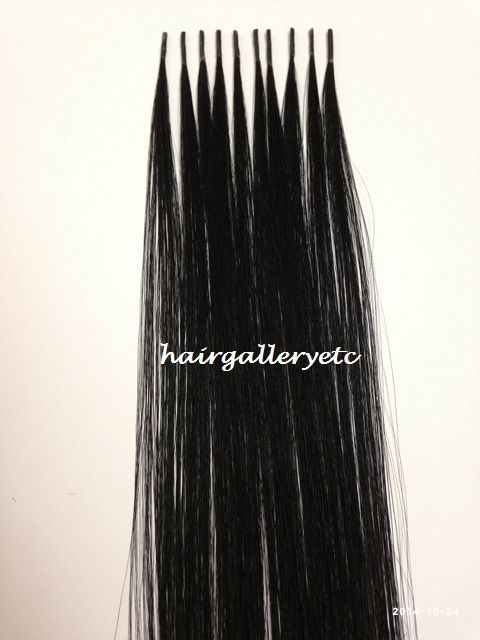"""18"""" I-TIP 100% REAL REMY HUMAN HAIR FUSION EXTENSION KERATIN I-TIP QUALITY HAIR #Unbranded #HairExtension"""