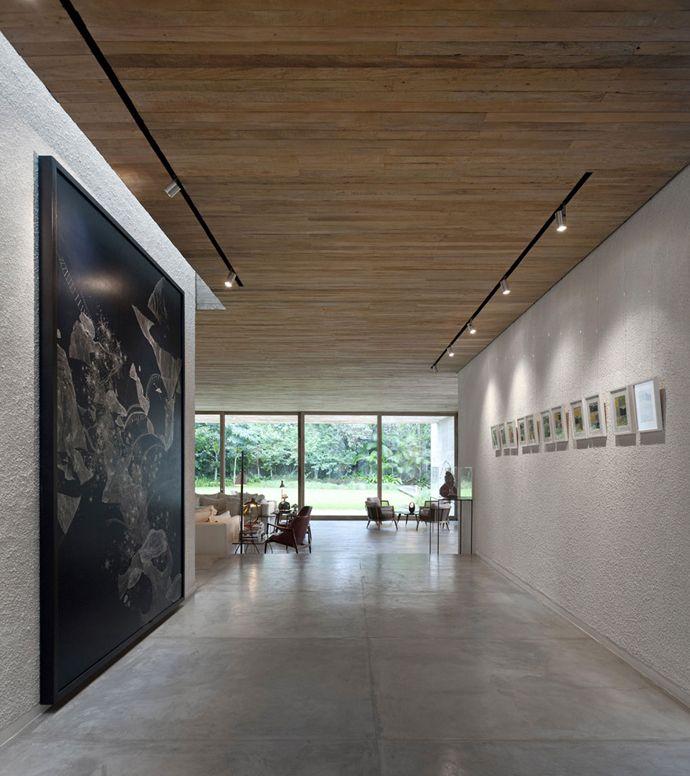 Yucatan House By Isay Weinfeld Designrulz Com Interior