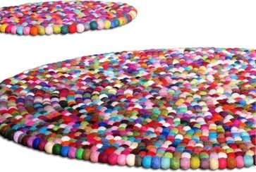 45 Gumball YUMMIRug by Yummi Shop - contemporary - kids rugs - Etsy