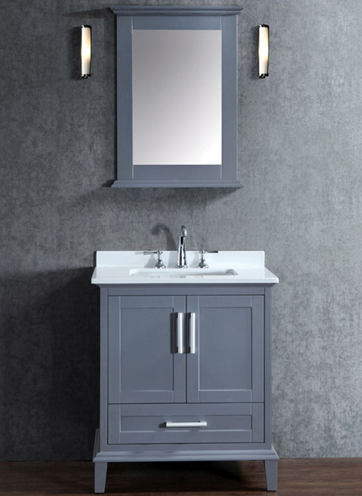 Best 25+ 30 Inch Bathroom Vanity Ideas On Pinterest