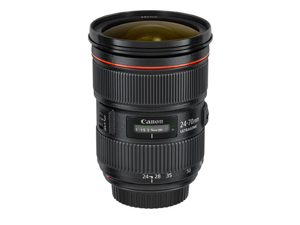 It seems that the rumors were true as Canon has announced three new lenses today. The company outed the 24-70mm f2.8 L II, 28mm f2.8 IS, and 24mm f2.8 IS. The new zoom lens will replace the aging 24-70mm f2.8 L; but does not feature IS unlike the Tamron version announced yesterday.