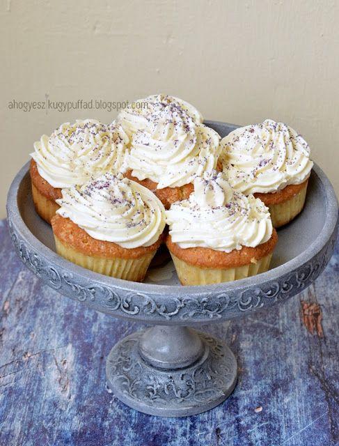 .: Citromos cupcake