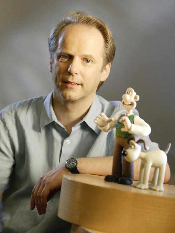 Nick Park, the original creator of Wallace and Gromit along with Aardman Animations. He's made around 8 stop motion animations all of them being the famous Wallace and Gromit appart from two series which were sharing the exact same art style.