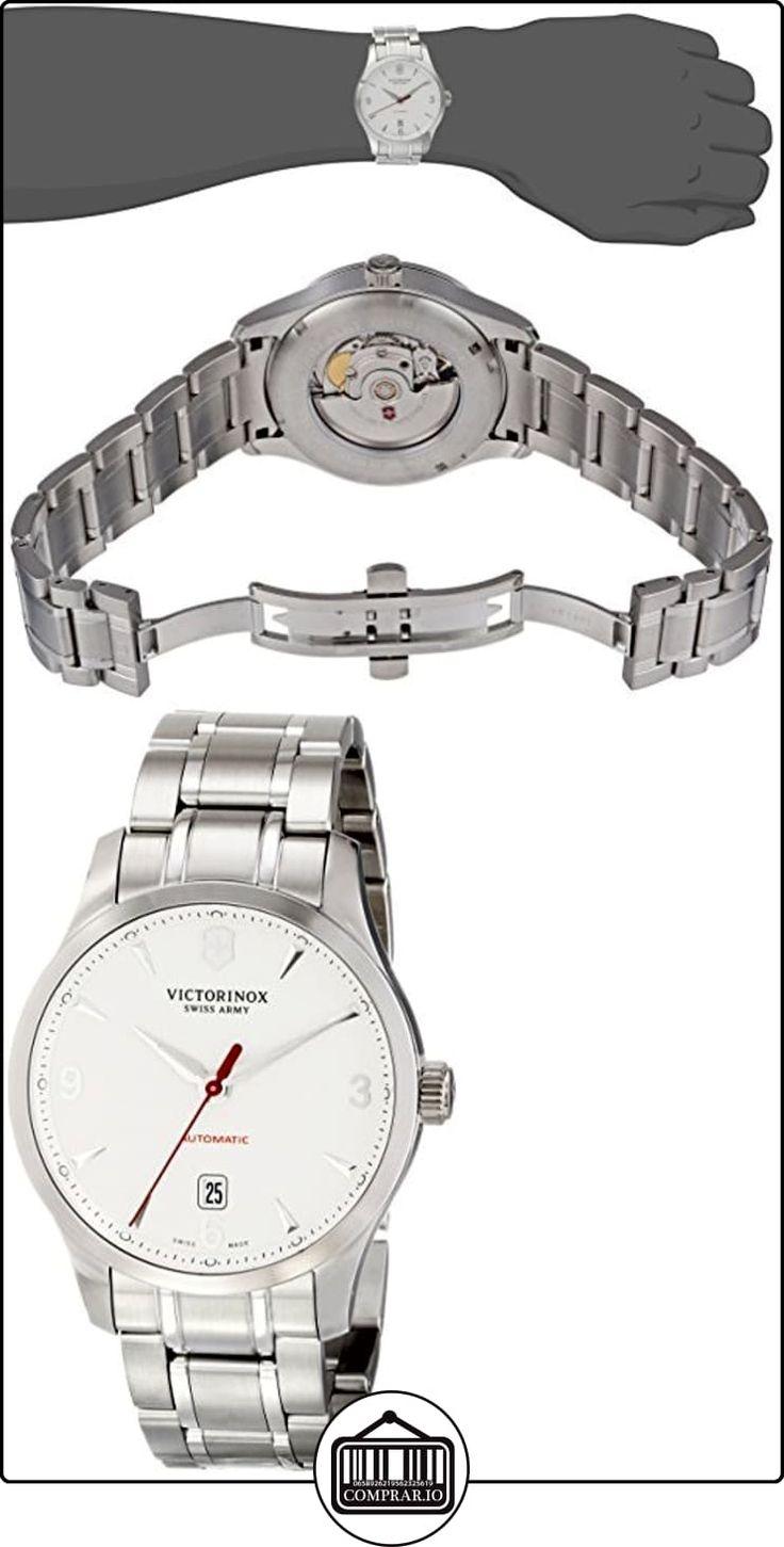 Victorinox Swiss Army Alianza Hombre Acero Inoxidable Reloj Automático 241667  ✿ Relojes para hombre - (Lujo) ✿