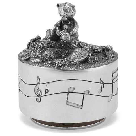 Royal Selangor - Teddy Bears' Picnic Music Box