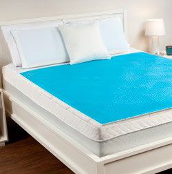 Chiligel Cooling Pad Body For Your Mattress