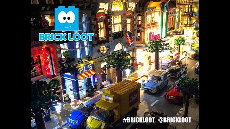 Erleuchte deine LEGO Welt   – LEGO Light Kits