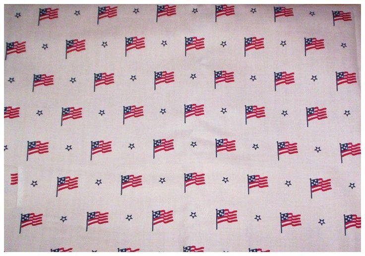 4 of july fabric