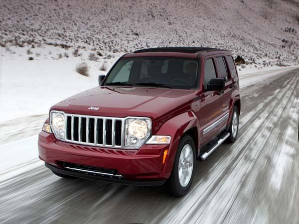 2014 Jeep Liberty MPG and Price
