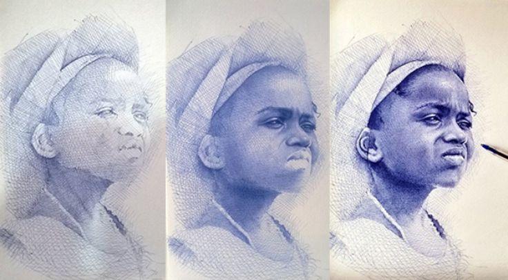 pen art of enam bosoka