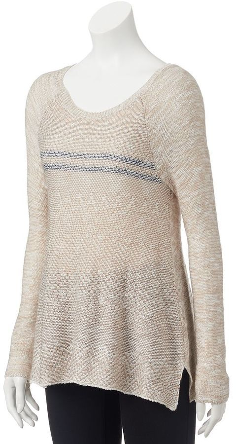Juniors' Rewind Raglan Tunic