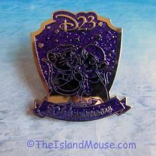 Disney DS.com D23 Membership Rescuers Down Under 20th Anniversary Pin (UQ:80252)