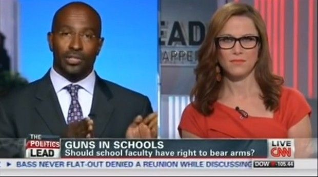 S.E. Cupp Takes on Van Jones in Tense Segment on Gun Control: 'It's Delusional' Aug. 21, 2013 7:15pm Jason Howerton