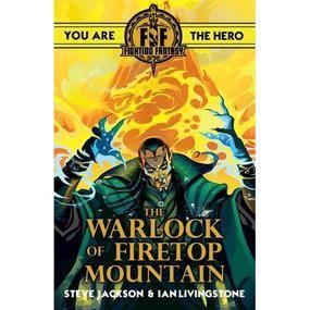 Fighting Fantasy: The Warlock Of Firetop Mountain £6.99