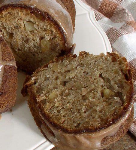 Recipe for Apple Butter Cake