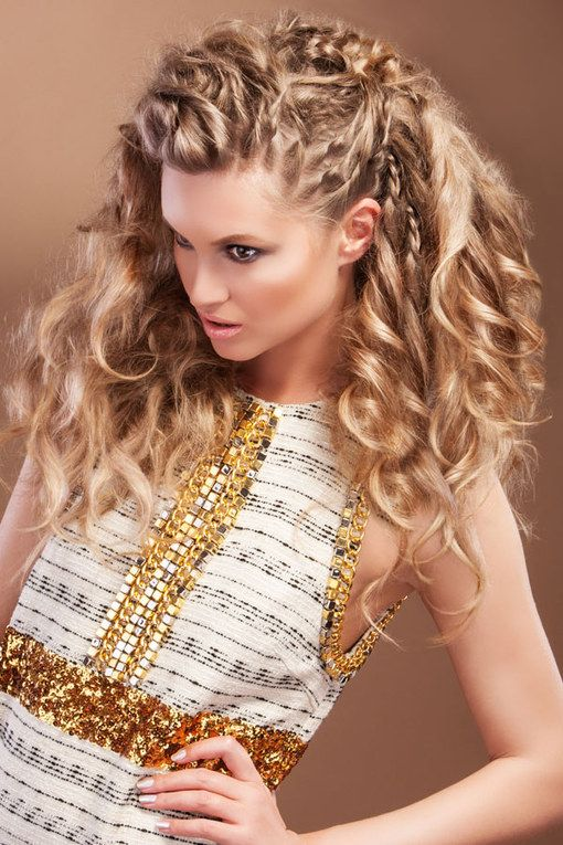 Curly hairstyles: Hair style ideas for curly hair