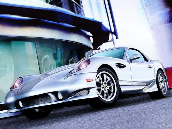 Panoz In 1988 Pharmaceutical Company Founder Donald Panoz Bought