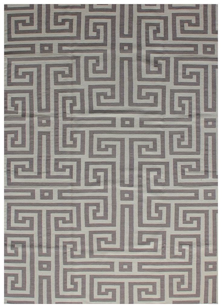 kelim -Maze-   4.00 x 3.00m Composition Wool on Cotton Hand-woven Flat pile Was R25 920 - 50% Now R 11460