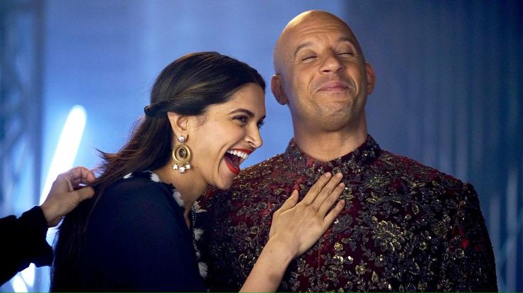 Serena and Xander are super adorable! Check out Vin Diesel's new cover pic. #xXx3 #xXxTheMovie @deepikapadukone