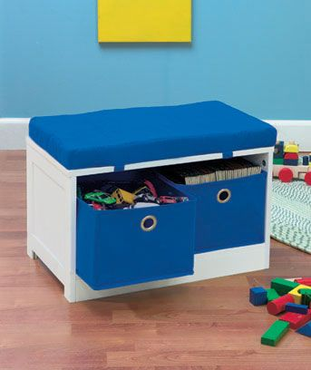 benches toy storage benches benches blue girls bedroom playroom