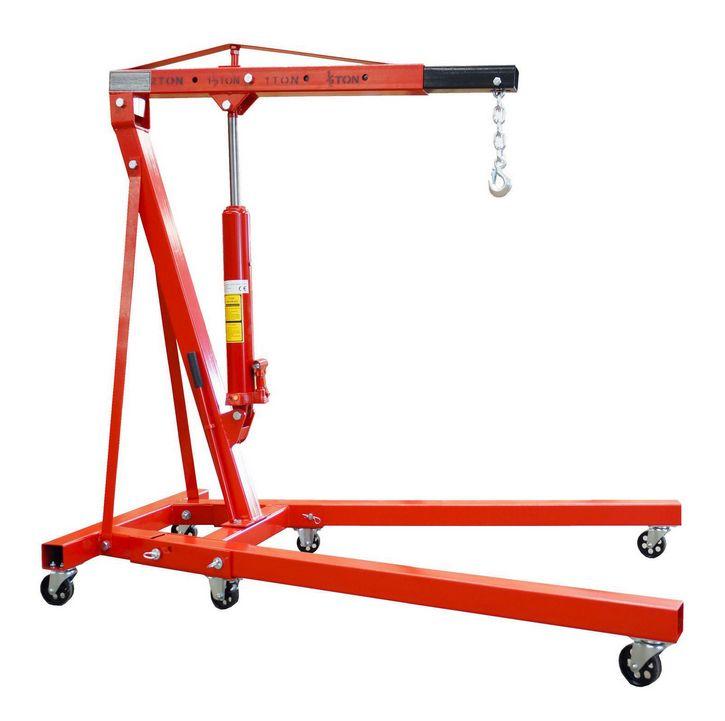 Manual Mobile Floor Crane Small Hydraulic Crane Supplier Hoist Flooring Electric Hoists