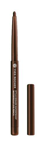 Our Waterproof Eye Pencil - Hot Brown. Notre Stylo regard waterproof Brun chaud.