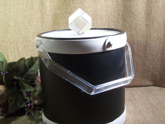Vintage Ice Bucket Brigade Barware by Morgan by TKSPRINGTHINGS, $44.95