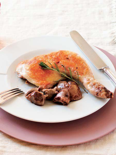 【ELLE a table】鶏もも肉のコンフィレシピ|エル・オンライン