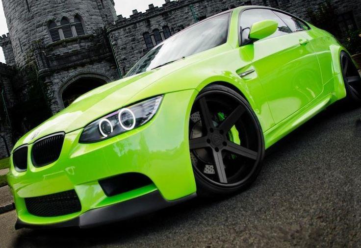 Lime Green Bmw M3 Www Youlikecars Co Uk Gta Car Ideas