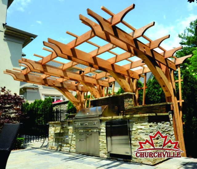 Cantilever Pergola Designs: 12 Best Images About Pergola Cantilevered On Pinterest