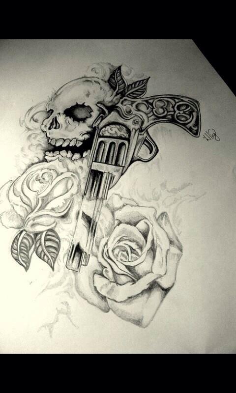 85 besten skull bilder auf pinterest totenk pfe tattoo zeichnungen und totenkopf tattoos. Black Bedroom Furniture Sets. Home Design Ideas