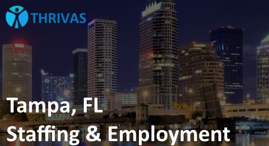 Staffing agency and employment service in Tampa, FL